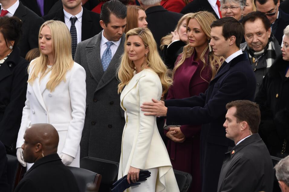 Donald Trump será abuelo por novena vez GettyImages-632191178.jpg