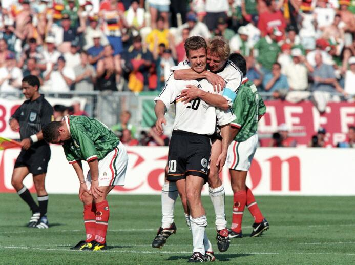 Si Raúl Rodrigo Lara no hubiera fallado en Francia 1998 19980629_8.jpg
