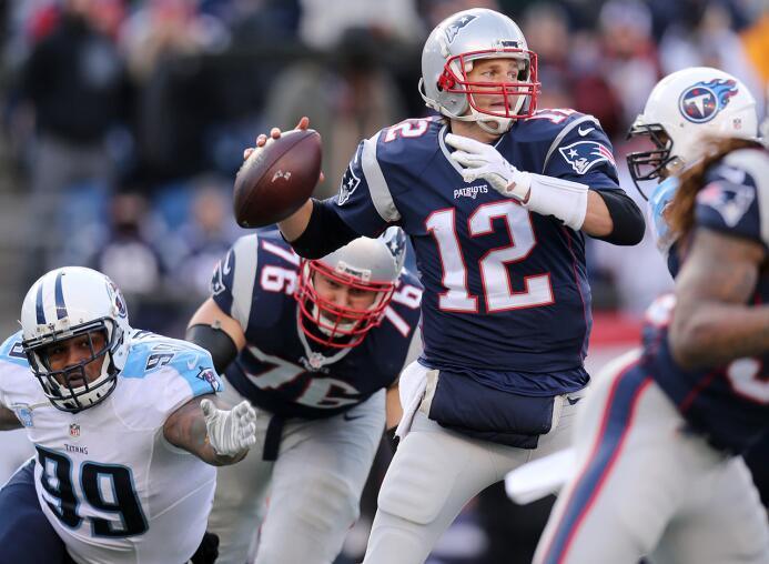 Los 30 jugadores con más puntos de fantasy en la semana 15 de la NFL 27-...