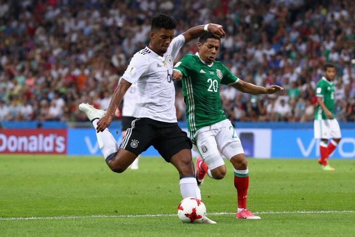 Uno a Uno: A detalle los 22 protagonistas del Alemania vs. México 006 Be...
