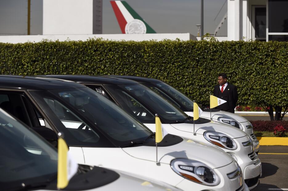 México listo para recibir a Francisco