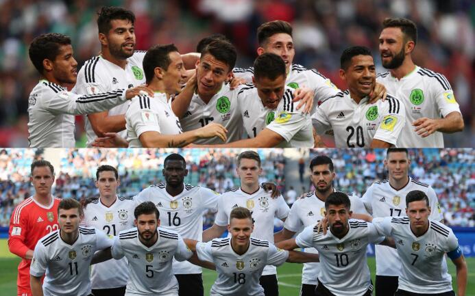 La 'otra' Alemania es más costosa que el Tri de Copa Confederaciones Mex...