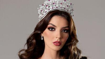 En fotos: ella es Andrea Toscano, la representante de México en Miss Universo