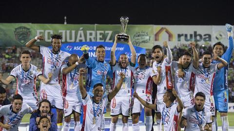 Lobos BUAP, campeón del Ascenso MX
