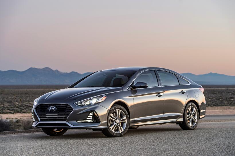 La nueva Hyundai Kona en imágenes 47625_2018_Sonata.jpg