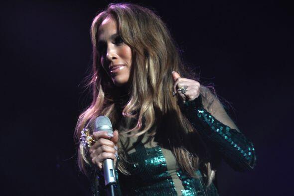 Lo creas o no se trata de Jennifer Lopez.
