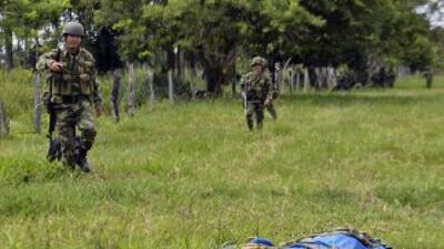 Pese a los diálogos en La Habana, las tensiones entre las FARC y el gobi...