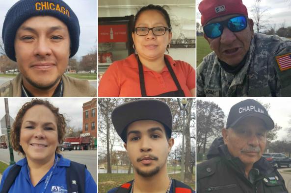 Reacciones en Chicago tras el anuncio de retiro de Luis Gutiérrez