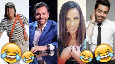 EN FOTOS: 10 comediantes mexicanos que siempre nos harán reír