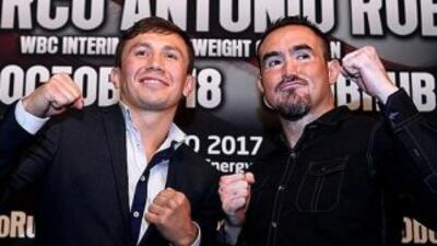 Gennady Golovkin contra Marco Antonio 'Veneno' Rubio una de las grandes...