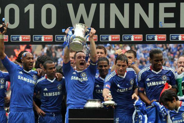 Los propios 'Blues' no tuvieron rival en su camino a la FA Cup.