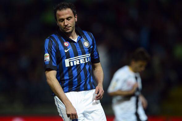 El futuro de Giampaolo Pazzini parece lejos del Inter de Milán y se le p...