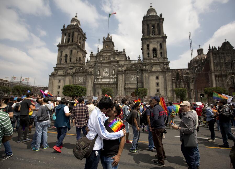 Marcha por el matrimonio igualitario