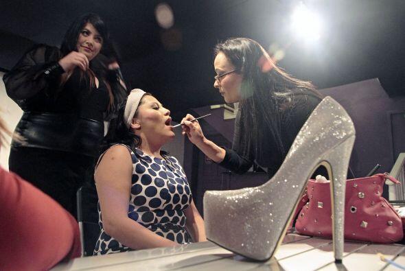 Donoso llegó a la anorexia presionada por la exigencia y competencia en...