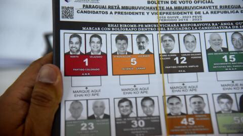 Paraguay acude a las séptimas elecciones desde el fin de la dictadura de...