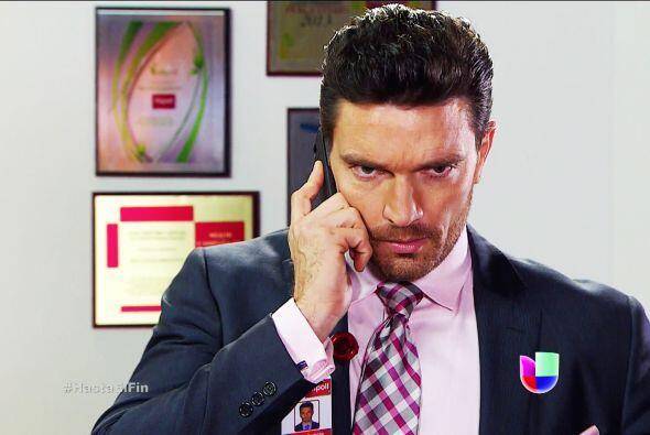 ¡Ahhh! Ya te enteraste Patricio, sí, Sofía corrió a Salvador de la empresa.