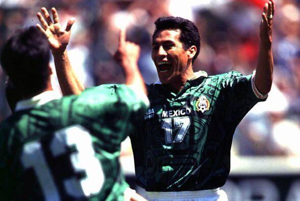 Hay que remontarnos a 1979 para recordar el primer triunfo de México ant...