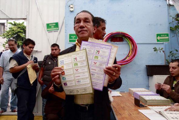 José Luis Muñoz Soria, candidato a Jefe Delegacional en Cuauhtémoc, emit...