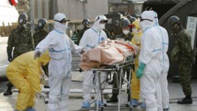 Los 50 trabajadores de la central nuclear de Fukushima son considerados...