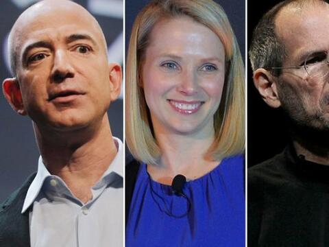 ¿Qué tienen en común CEOs de tanto renombre como Je...