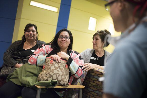 Foto cortesía de Allen Kramer/Texas Children's Hospital