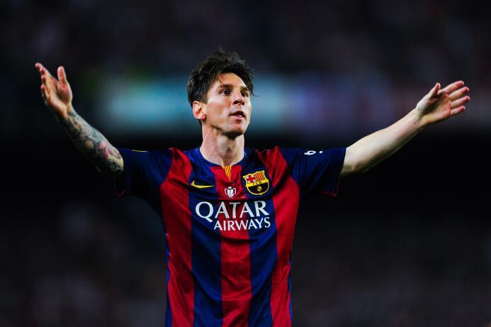 Los cambios de 'look' de Lionel Messi, de promesa hasta superestrella Me...