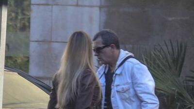 Antonio Banderas está disfrutando de su nuevo amor al máximo.