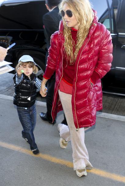 ¡Al igual que el pequeño Andrea Nicolás, hijo de nuestra querida Paulina...