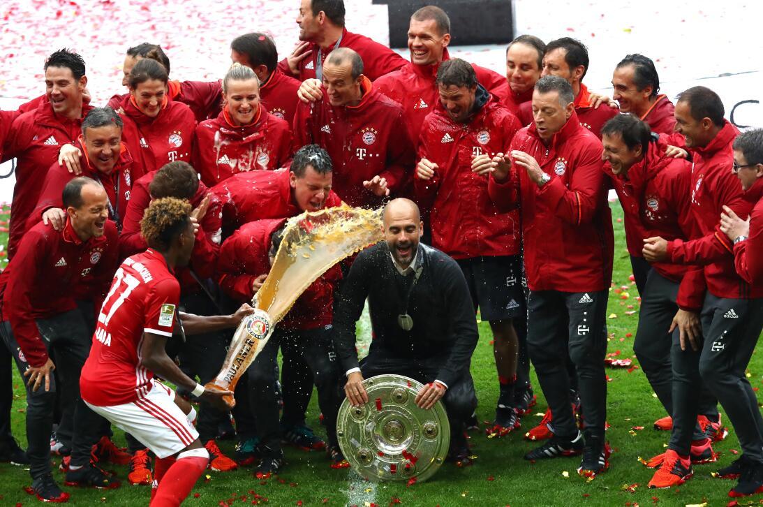 En fotos: Los 23 títulos de Pep Guardiola bundesliga-2016.jpg