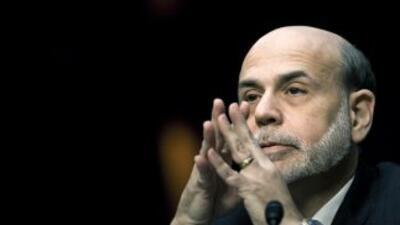 Bernanke aseguró que podrían pasar varios años antes de que EU recupere...
