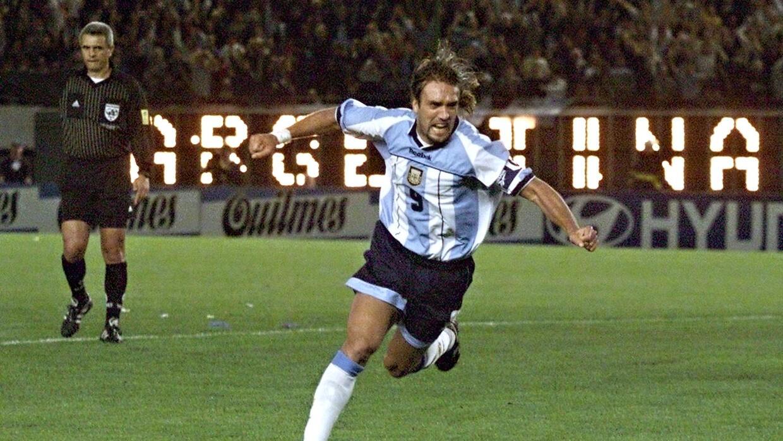Este sería el 11 de Argentina sin las 'Vacas Sagradas' de siempre GettyI...