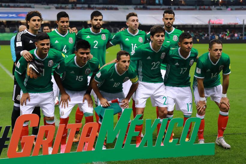 (Concacaf) 1. México