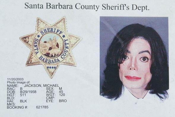 Michael Jackson fue acusado por un niño de 13 años en 1993 cuando se rev...