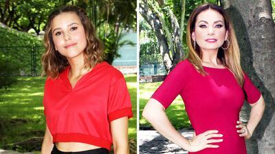 Las actrices Paulina Goto y Elizabeth Álvarez tuvieron una fuerte pelea