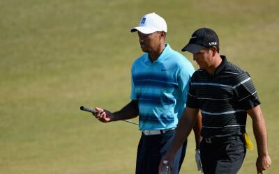 Tiger Woods se separó de su entrenador Chris Como, luego de 3 a&n...