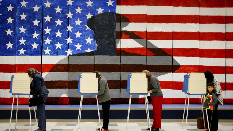 Elecciones en Virginia