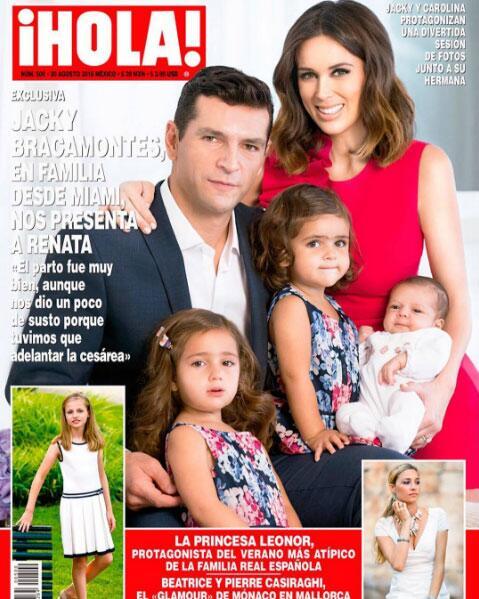 Familia Jacqueline Bracamontes