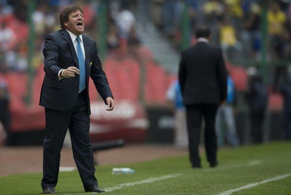 Los árbitros de México no se salvaron, el caso más emblemático fue el pr...