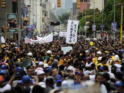 El día 20 de mayo de 2013  sucedió un hecho en Venezuela...