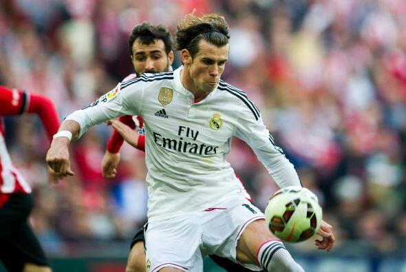 Gareth Bale estuvo a centímetros de lograr un gol mítico con un remate d...
