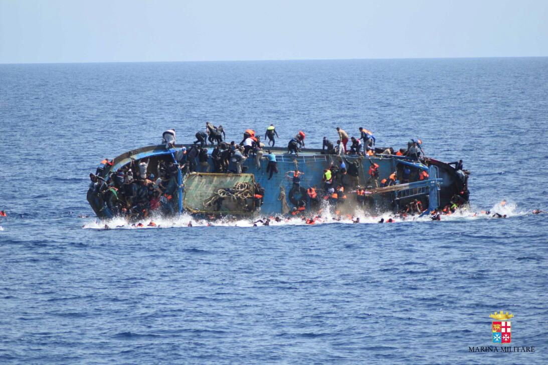Naufragio Migrantes