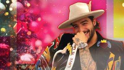 Maluma vive la Navidad con cinco meses de anticipación (Woo hoo!)