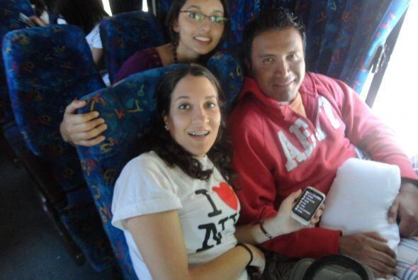 Pablo Martínez compartió los mejores momentos de su trayecto con destino...