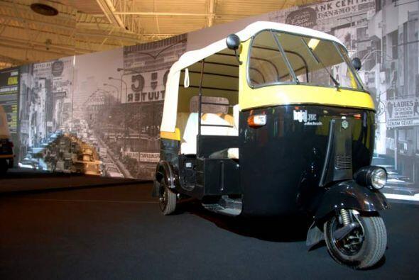 Taxi Bajaj Autorickshaw 1990 Indonesia es otro de los países del Lejano...