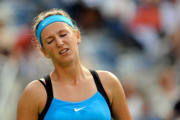 Victoria Azarenka no pudo ante la tres veces campeona del US Open, Seren...