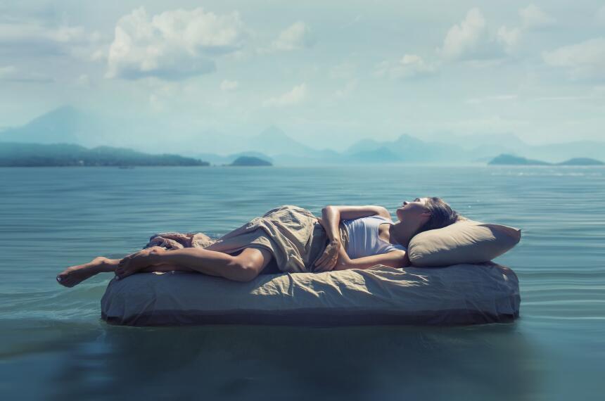 ¿El truco para dormir bien? Dos días de sueño profundo