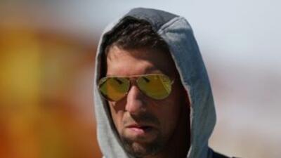 Michael Phelps fue arrestado por conducir bajo los influjos del alcohol.