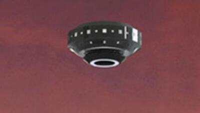 El OVNI captado con mayor claridad en Florida