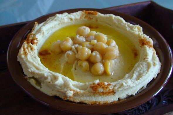 El humus también destaca por las cantidades de hidratos de carbono salud...