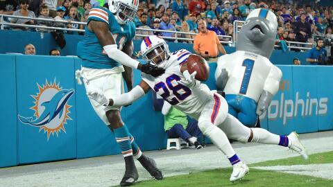 Los Bills avanzaron a los Playoffs por primera vez desde 1999.